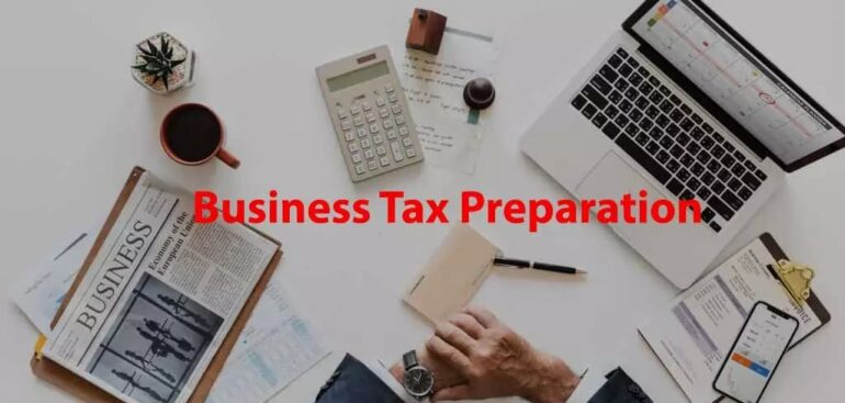 Business Tax Preparation Services
