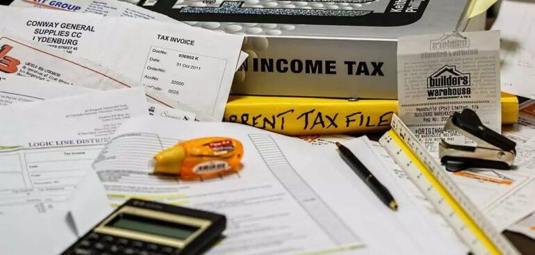 California Tax Levy